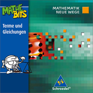 Mathematik Neue Wege. Lernsoftware MatheBits. CD-ROM für Windows