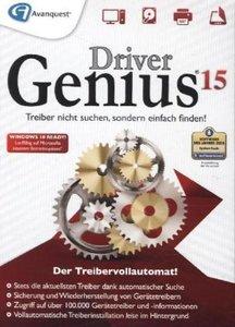 Driver Genius 15 (Treiber nicht suchen, sondern einfach finden!)