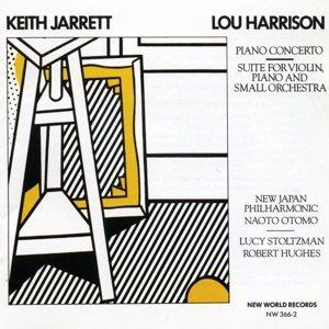 Harrison: Piano Cto,Suite: Violin,Piano & Orch.