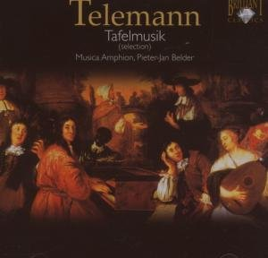Telemann: Tafelmusik-Selection