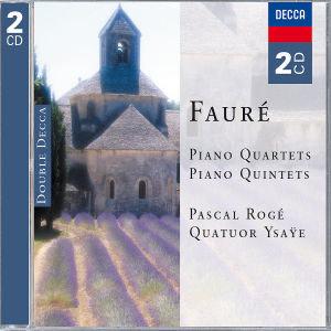 Klavierquartette/Klavierquintette