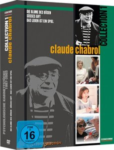 Claude Chabrol Collection 1-Psychologische (DVD)