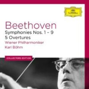 Die Sinfonien 1-9 & 5 Ouvertüren