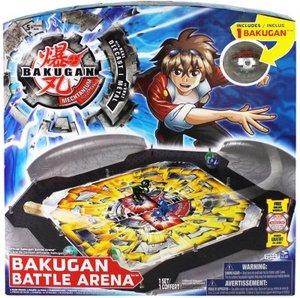 Spin Master 6017401 - Bakugan: Mechtanium Surge Battle Arena, Se