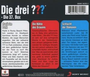 37/3er Box (Folgen 110,111,112)