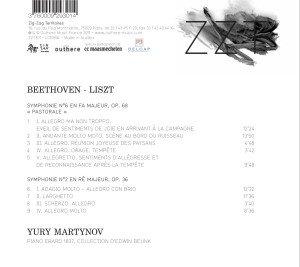 Sinfonie 6/Sinfonie 2