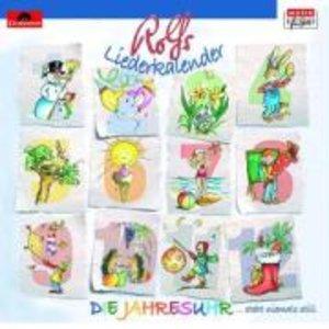 Die Jahresuhr - Rolfs klingender Liederkalender