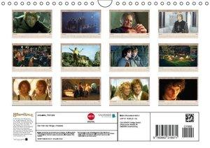 Der Herr der Ringe - Hobbits (Wandkalender 2014 DIN A4 quer)
