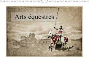 Arts équestres (Calendrier mural 2015 DIN A4 horizontal)