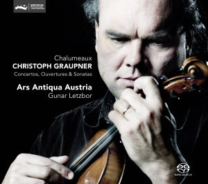Chalumeaux-Concertos,ouvertures & sonatas