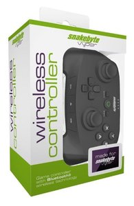Vyper wireless:controller (schwarz)