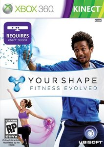 Your Shape: Fitness Evolved (KINECT)