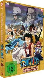 One Piece 8 - Abenteuer in Alabasta - Die Wüstenprinzessin