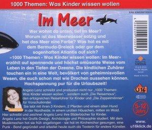 Lenz, A: 1000 Themen: Im Meer
