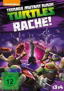 Teenage Mutant Ninja Turtles - Rache!