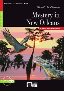 Mystery in New Orleans - Buch mit Audio-CD + Web Acitivities