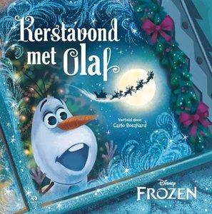 Kerstavond met Olaf + Cd / druk 1