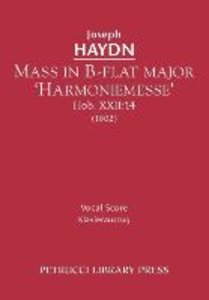 Mass in B-flat major 'Harmoniemesse', Hob. XXII