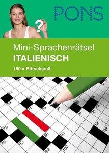 PONS Mini-Sprachenrätsel Italienisch