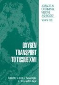 Oxygen Transport to Tissue XVII