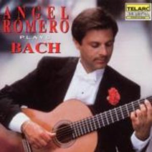 Romero, A: Angel Romero Plays Bach