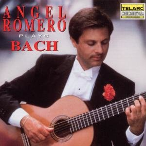 Romero, A: Angel Romero Plays Bach