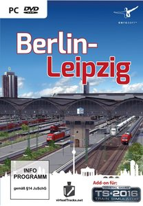 Train Simulator 2015 - Berlin-Leipzig (Addon)