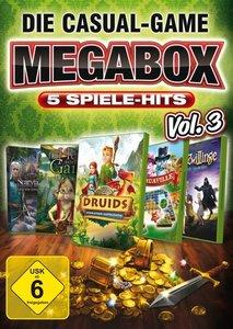 Die Casual-Game MegaBox Vol. 3 (5 Spiele-Box)