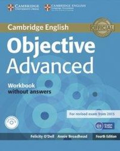 Objective Advanced. Workbook without answers with audio CD