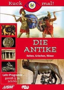 Kuck mal! Die Antike - Kelten, Griechen, Römer