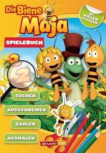 Die Biene Maja Spielebuch