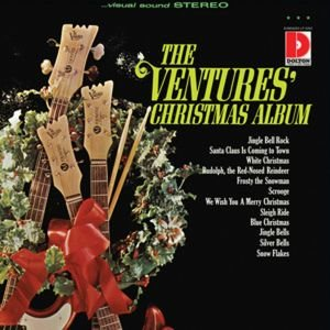 The Ventures' Christmas Album 180gr Vinyl