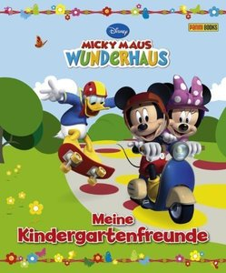Disney Micky Maus Wunderhaus. Meine Kindergartenfreunde