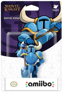 Amiibo - Shovel Knight - No. XX