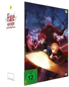 Fate/stay night - DVD Box 1 (2 DVDs) + Sammelschuber - Limited E