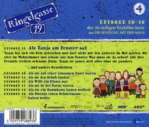 (4)HSP z.TV-Serie-Als Tanja Am Fenster Saß