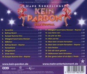Hape Kerkelings Kein Pardon-Das Musical