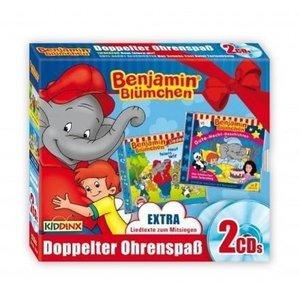 Benjamin Blümchen. Gute-Nacht-Geschichten. Box 03