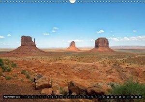 Wild Wild West (Wandkalender 2016 DIN A3 quer)