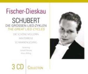 Schubert: die groáen Lied-Zyklen