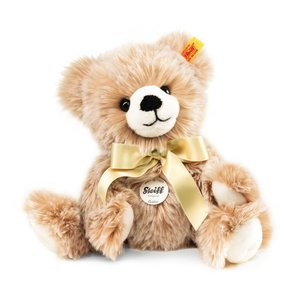 Steiff 13508 - Bobby Schlenker-Teddybär, 30cm, braun, gespitzt
