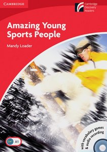 Amazing Young Sports People. Mit Audio-CD