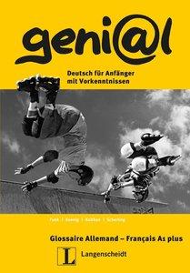 geni@l A1 plus - Glossar Französisch