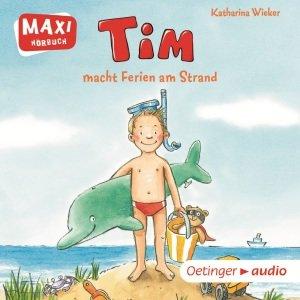 Tim macht Ferien am Strand