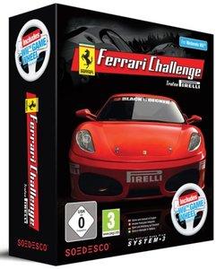 Ferrari Challenge Bundle (Spiel inkl. Lenkrad)