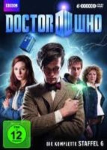 Doctor Who - Staffel 6 - Komplettbox