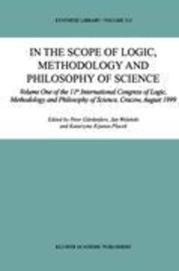 In the Scope of Logic, Methodology and Philosophy of Science