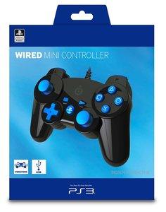 PlayStation 3 Mini-Controller - Schwarz/Blau (Offiziell lizensie