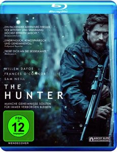 The Hunter-Blu-ray Disc