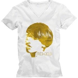 Frida T-Shirt M White